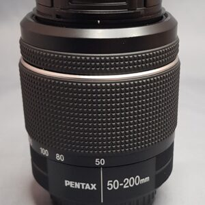 Pentax 50-200mm f4-5.6 DA L