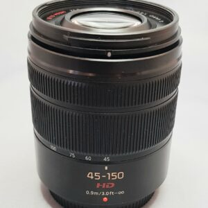 Panasonic 45-150mm f4-5.6 Mega O.I.S