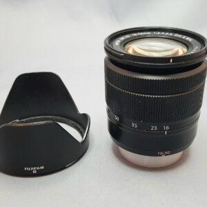 Fuji XC 16-50mm f3.5-5.6 OIS 11