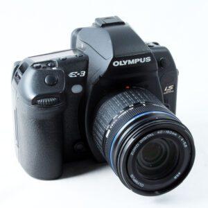 Olympus E-3 + 40-150mm f4-5.6