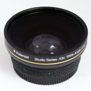 Polaroid 52mm 43X HD wide angle
