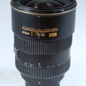 Nikon AF-S DX 17-55mm f2.8 G IF ED