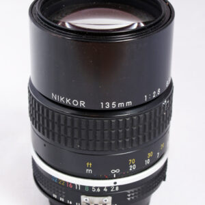Nikon Nikkor 135mm f2.8