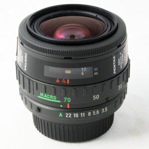 Pentax F 35-70mm f3.5-4.5