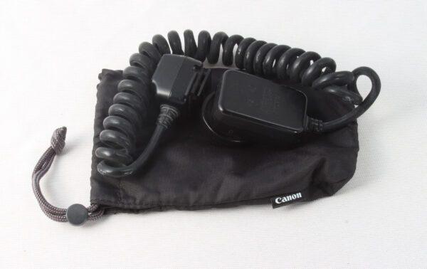 Canon Off Camera Shoe Cord