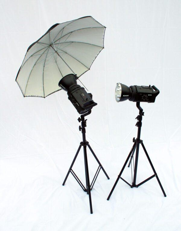 Bowens Gemini 400RX flash kit
