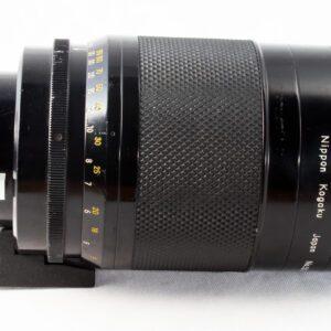 Nikon Nikkor 500mm f8 mirror lens