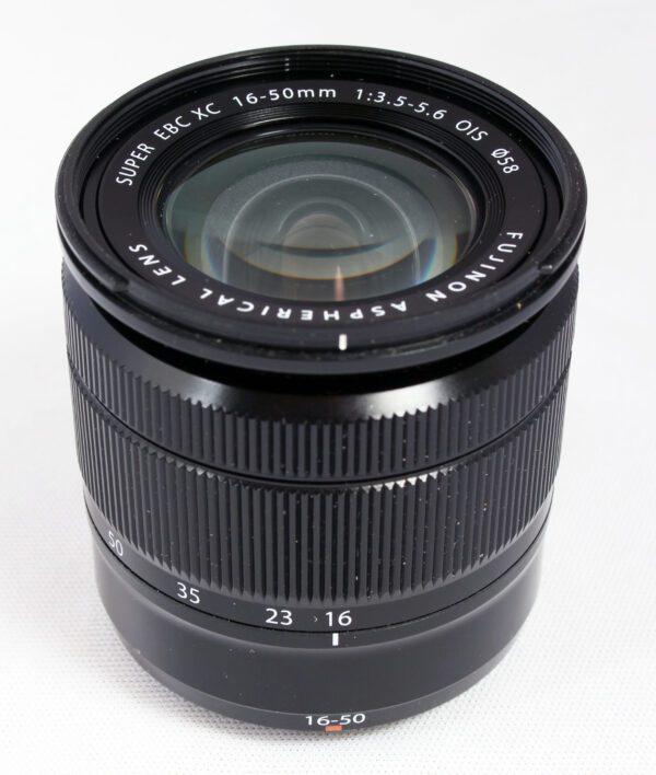 Fuji XC 16-50mm f3.5-5.6