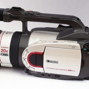 Canon DM-XM1 camcorder
