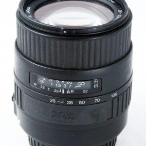 Sigma 28-105mm f4-5.6 CAF