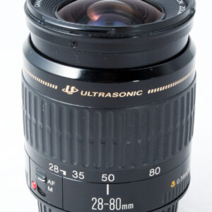 Canon EF 28-80mm f3.5-5.6