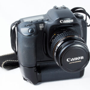 Canon EOS 10D & grip 35-105mm