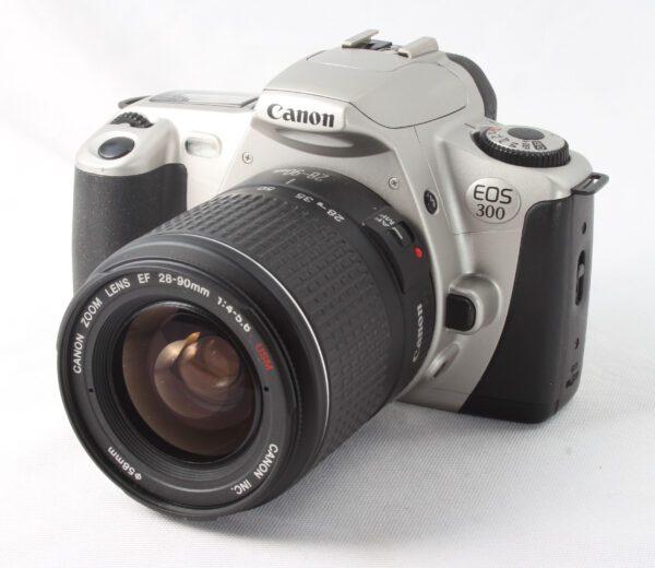 Canon EOS 300 28-90mm