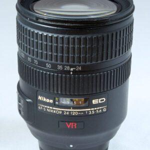 Nikon Nikkor 24-120mm f3.5-5.6 VR