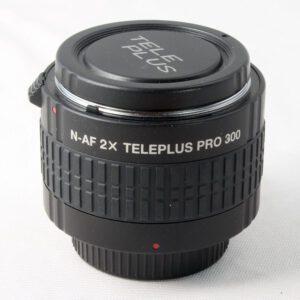 Kenko Teleplus 2x converter Pro 300