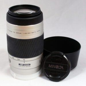 Minolta AF 75-300mm f4.5-5.6D