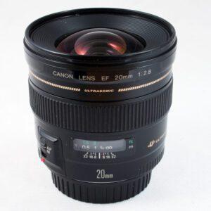 Canon EF 20mm f2.8 USM