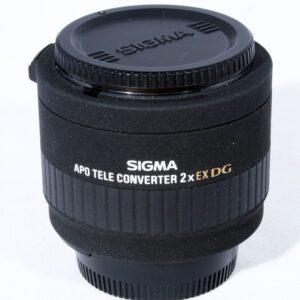 Sigma APO Teleconverter 2x EX DG NAF