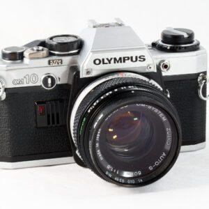 Olympus OM10 50mm f1.8