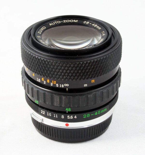 Olympus Zuiko 28-48mm f4