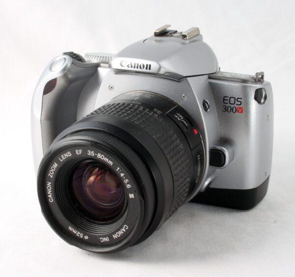 Canon EOS 300v 28-80mm