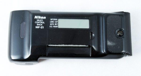 Nikon MF21 Multi-function back