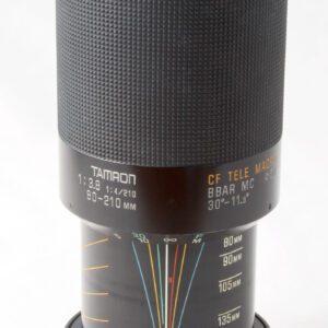 Tamron 80-210mm f3.8-4