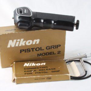 Nikon Pistol Grip