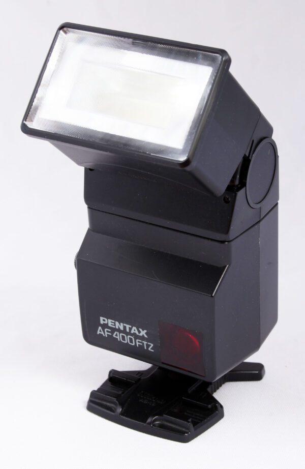 Pentax AF400FTZ Flash