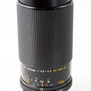 Miranda 75-200mm f4.5-5.3 OM