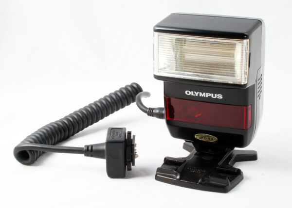 Olympus F280 Flash and Cable
