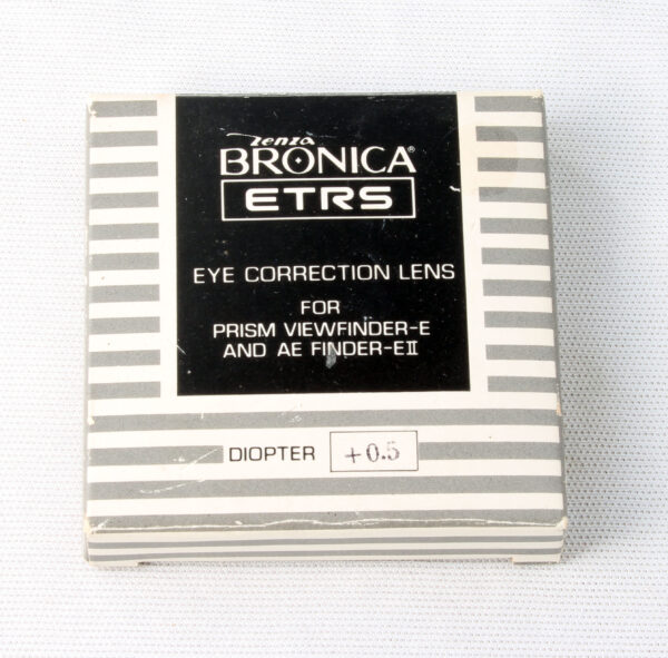 Bronica Correction Lens +0.5