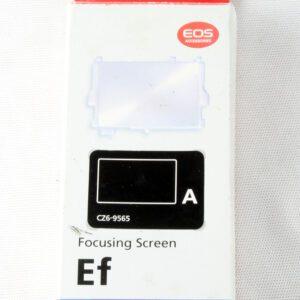 Canon Focusing Screen Type S