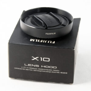 Fuji X10 Lens Hood